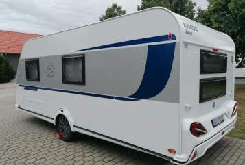 Hire a motorhome in Berlin from private owners| Knaus Deine Auszeit..