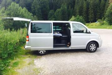 Hire a motorhome in München from private owners| Volkswagen Bullibaby