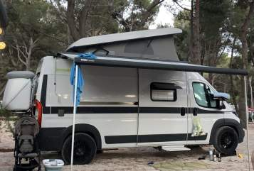 Hire a motorhome in Lübeck from private owners  Hymer Car  Hymer Car Womo