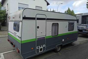 Hire a motorhome in Augsburg from private owners| Bürstner  Holly