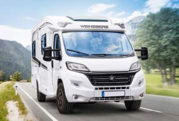 Hire a motorhome in Stuttgart from private owners| Weinsberg Seimobil