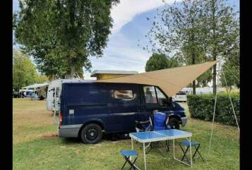 Hire a motorhome in Münster from private owners  Ford  Charly