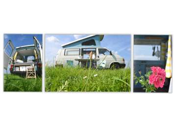 Hire a motorhome in Köln from private owners| Volkswagen Pino VW Bus