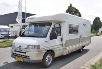 Hire a motorhome in Breedenbroek from private owners| Fiat Ducato Laika Laika