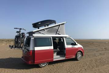 Hire a motorhome in Bremen from private owners| Volkswagen  Bruno