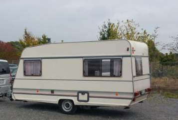 Hire a motorhome in Bönen from private owners| Bürstner Holiday  *SFV*