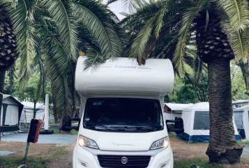 Hire a motorhome in Krefeld from private owners  Forster M-Mobil