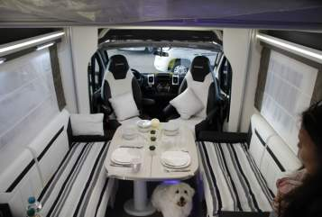 Hire a motorhome in Olfen from private owners| CHAUSSON DAMUR (Chausson Welcome 640) - Best for two :)