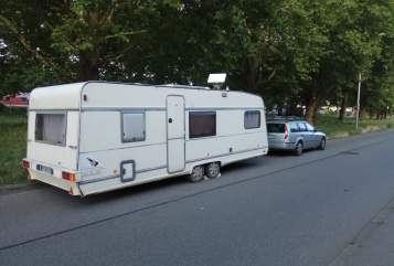 Hire a motorhome in Mannheim from private owners  Bürstner Harald 42