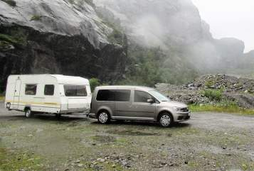 Hire a motorhome in Pfinztal from private owners| Knaus Arthur Bobel