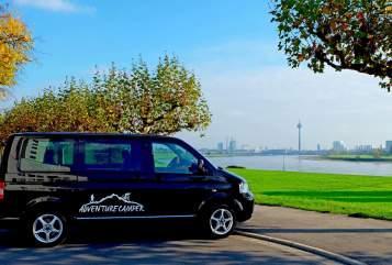Hire a motorhome in Düsseldorf from private owners| VW AdventureCamper