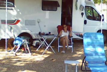 Hire a motorhome in Xanten from private owners| Fiat Dukato Jeko Mobil