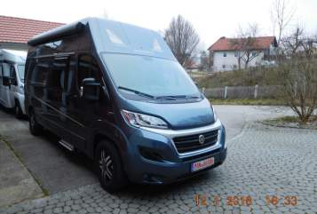 Hire a motorhome in Hebertsfelden from private owners| Weinsberg Sun Way