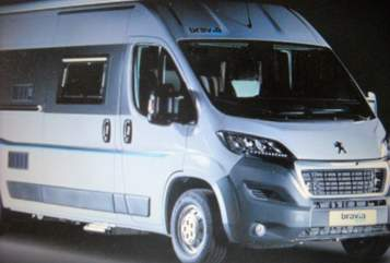 Hire a motorhome in Ascheberg from private owners| Peugeot Floki