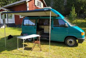 Hire a motorhome in Braunschweig from private owners| VW Ferdinand