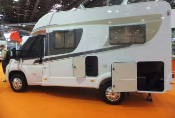 Hire a motorhome in Kelberg from private owners| Carado Kili 1 *New*