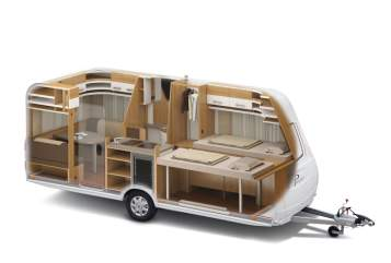 Hire a motorhome in Berlin from private owners| Bürstner Premio TL 490