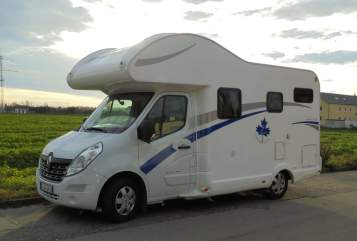 Hire a motorhome in Kempten from private owners| Renault Master Reisewal