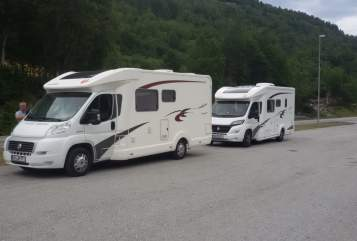 Hire a motorhome in Schmalkalden from private owners| EURAMOBIL Topwohnmobil
