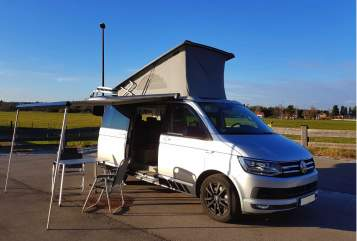 Hire a motorhome in Neutraubling from private owners  VW Rey'seBulli