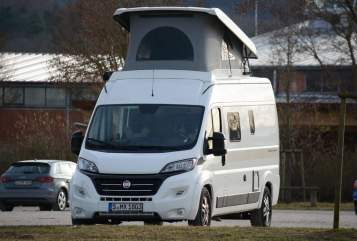 Hire a motorhome in Stuttgart from private owners| Hymercar Hercules