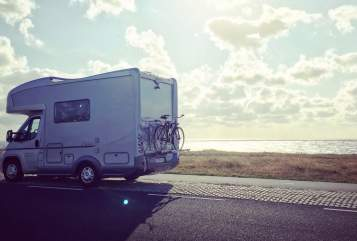 Hire a motorhome in Köln from private owners| Fiat  Silver Surfer