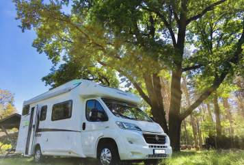Hire a motorhome in Hagen from private owners| Forster Forsti