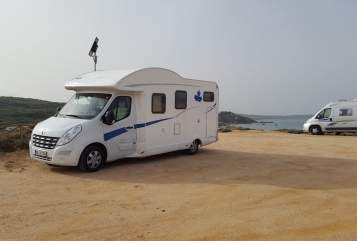 Hire a motorhome in Delitzsch from private owners| Renault Sophia