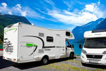Hire a motorhome in Potsdam from private owners| Forster Daniel