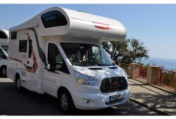 Hire a motorhome in Ködnitz from private owners| Challenger Edmund
