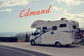 Hire a motorhome in Ködnitz from private owners| Ahorn  Edmund