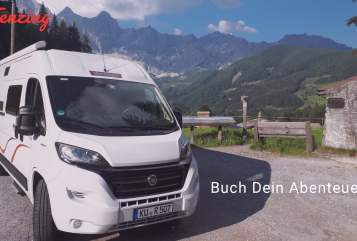 Hire a motorhome in Ködnitz from private owners| Fiat Tenzing