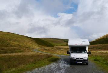 Hire a motorhome in Telgte from private owners| Fiat Ducato Knausi