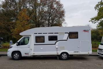 Hire a motorhome in Sonnenbühl from private owners| PLA / Citroen Jumper Jimmy von Sonnenbühl