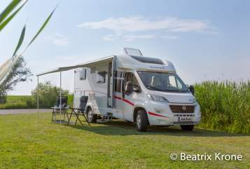 Hire a motorhome in Stade from private owners| Sunlight Julchen
