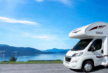 Hire a motorhome in Leipzig from private owners| RIMOR Rimo