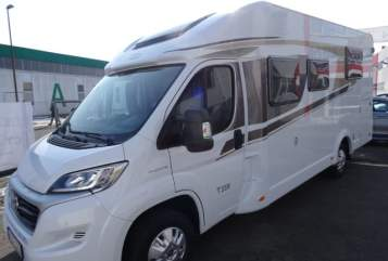 Hire a motorhome in Garbsen from private owners| CARADO T - 339 MODELL 2018 Webers Womo