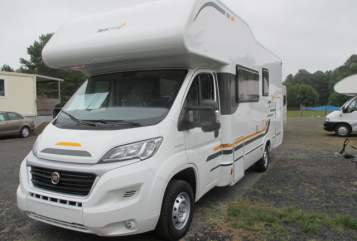 Hire a motorhome in Berlin from private owners| Sun Living Sunnymobil