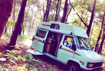 Hire a motorhome in Hietzing from private owners| Fiat Mercury