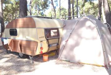 Hire a motorhome in Dresden from private owners| QEK  Bootsmann