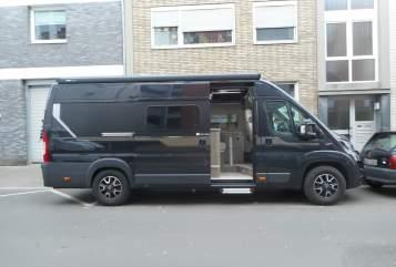 Hire a motorhome in Düsseldorf from private owners| Fiat  Bavaria Van 630
