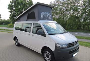 Hire a motorhome in Steinheim an der Murr from private owners| VW Jimi