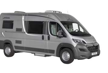 Hire a motorhome in Emden from private owners| Pössl Onno aus Ostfriesland