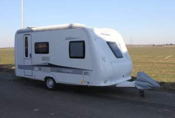 Hire a motorhome in Krefeld from private owners| Hobby Hobby 410 SFe