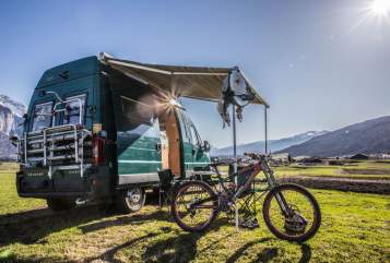Hire a motorhome in Axams from private owners| peugeot Immsouane