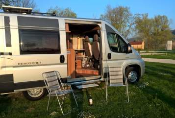 Hire a motorhome in Dresden from private owners| Citroen Paula