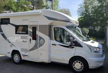 Hire a motorhome in Erlangen from private owners| Chausson Tommy's Sportmobil