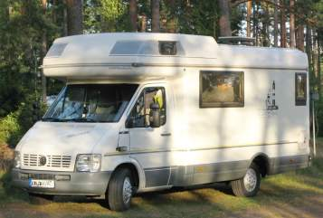 Hire a motorhome in Ratekau from private owners| VW Karmann Missouri
