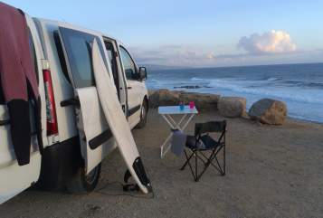 Hire a motorhome in München from private owners| Peugeot Ferdi->Portugal