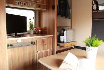 Hire a motorhome in Neuburg an der Donau from private owners| Ford  Lilly